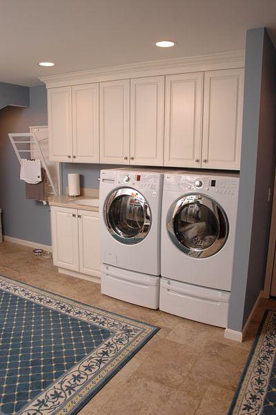 entryway laundry room