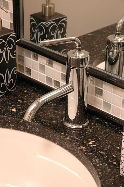 lever handle faucet