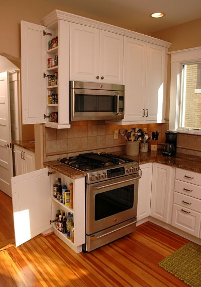 8 Kitchen Pantry Cabinet and Shelf Ideas That Solve ...