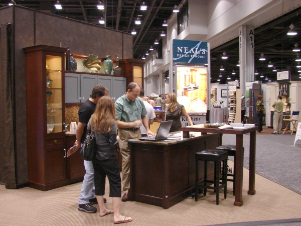 Neal's at the Cincinnati Home Show