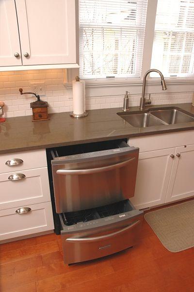 Double Dishwasher