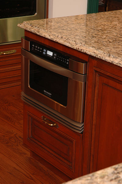 Kitchen Appliance Placement