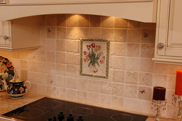 Things To Know About Kitchen Tile Design - Country kitchen tiles