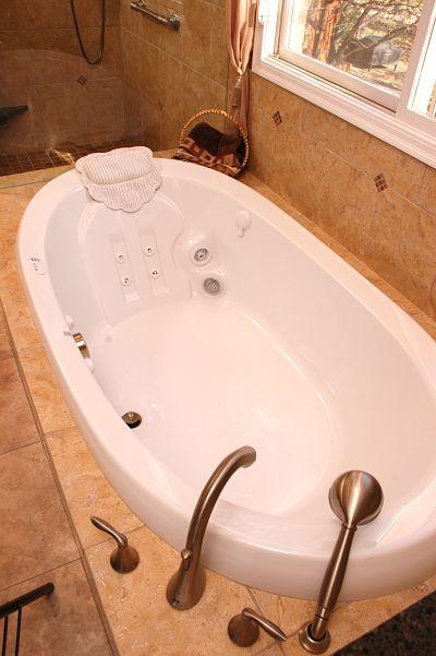 Air Bath Massage Tub