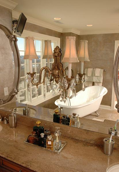 Elegant Bathroom Lighting