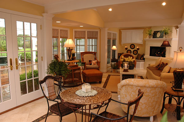 5 practical ideas for remodeling or adding a family room for Family room addition plans