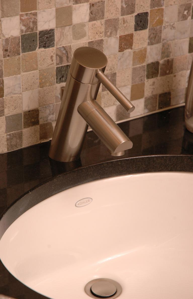 Half Bath Faucet
