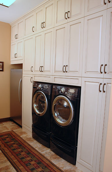Laundry Room Storage Space