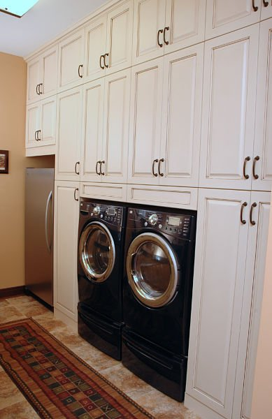Laundry Room Storage Space