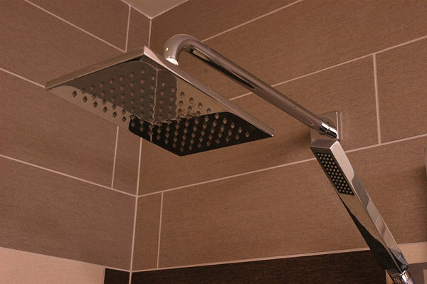wall mount rain showerhead