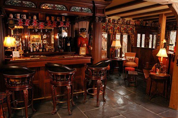 Authentic English Pub