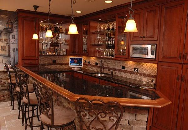7 Design Ideas For Basement Kitchens