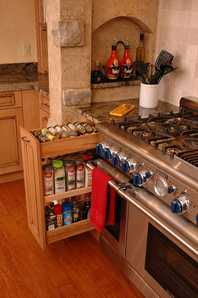 pullout base kitchen cabinet storage