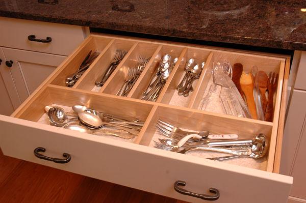 ... Kitchen 11 U201cMust Haveu201d Accessories For Kitchen Cabinet Storage On  Product Dividers, Kitchen Drawer ...