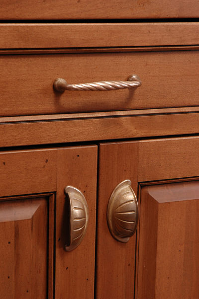cabinet cup and bar pulls