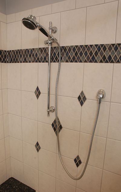 handheld showerhead
