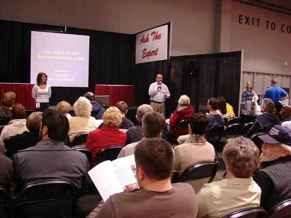 Neals Home Show Seminar