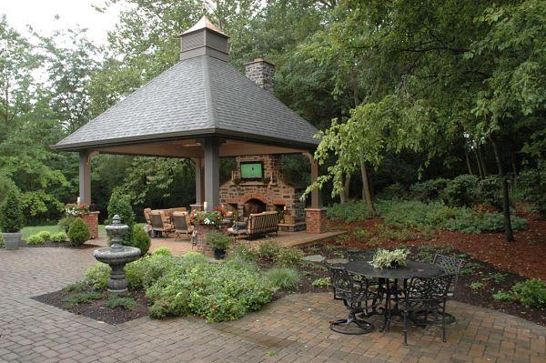 Backyard Pavilion Designs backyard pavilions shelters gazebos backyard pavilion with a Backyard Pavilions Shelters Gazebos Backyard Pavilion With A