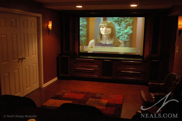 small media room - Media Room Designs - Decorating Ideas - HGTV -info.neals.com