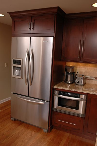 energy saver french door refrigerator