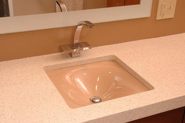sensor activated bathroom sink faucet