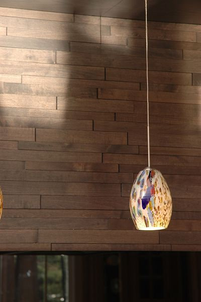 Neals showroom pendant light