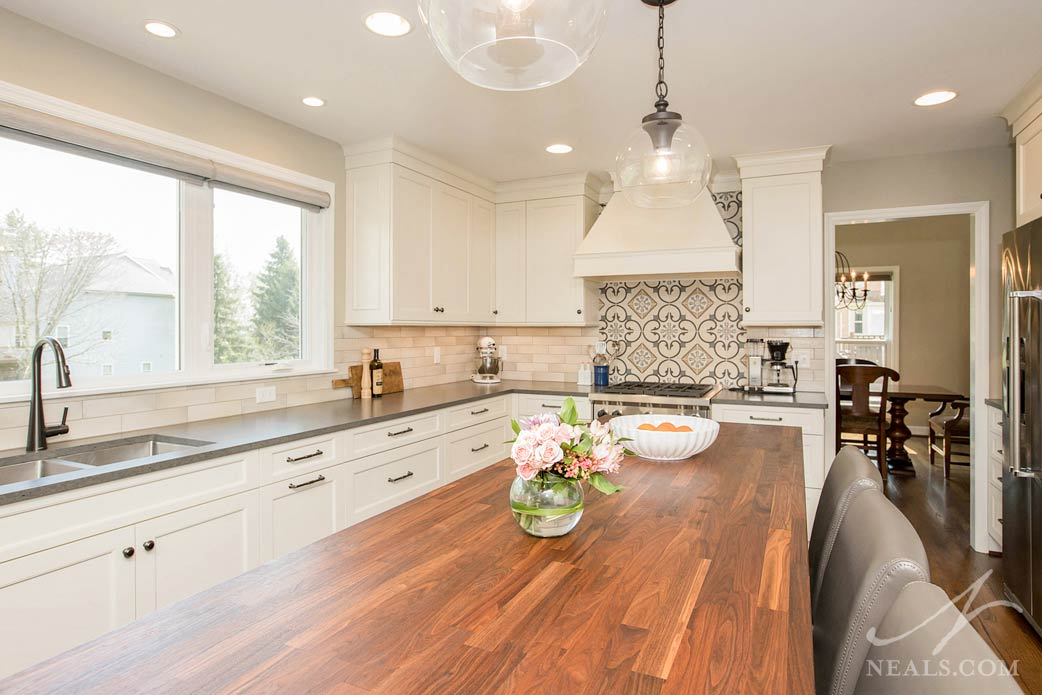 transitional kitchen in Loveland OH
