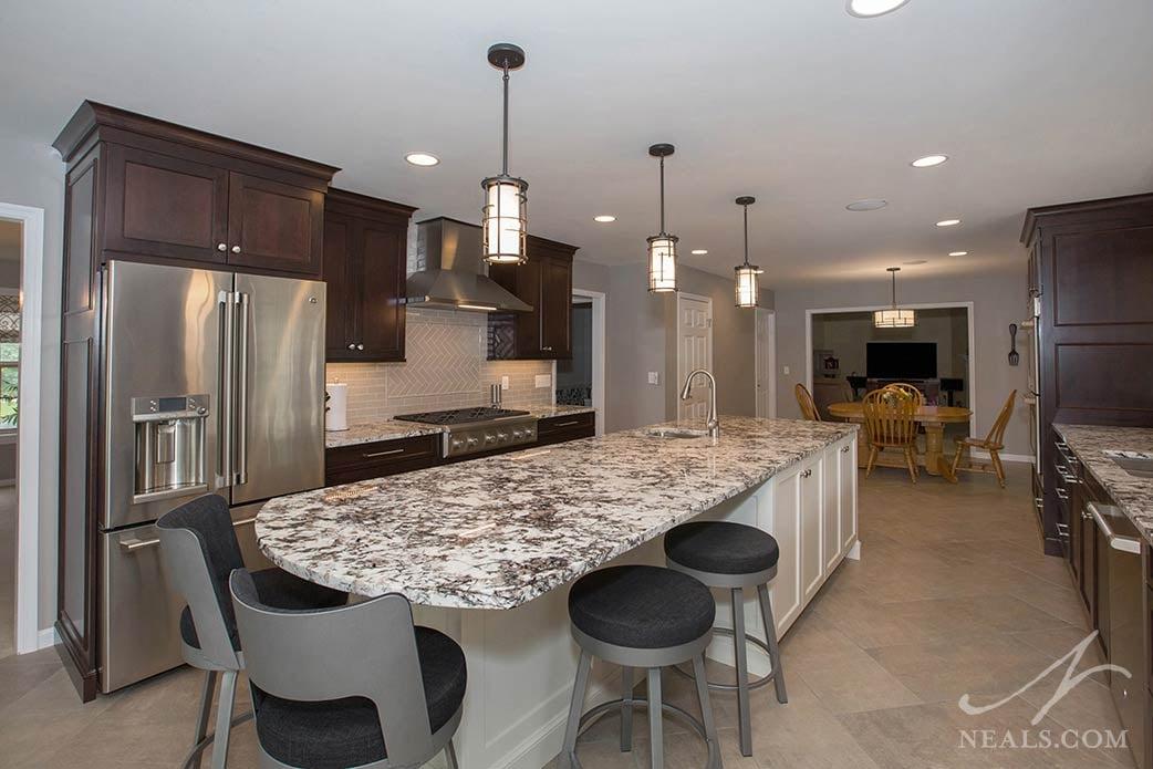 Mason kitchen