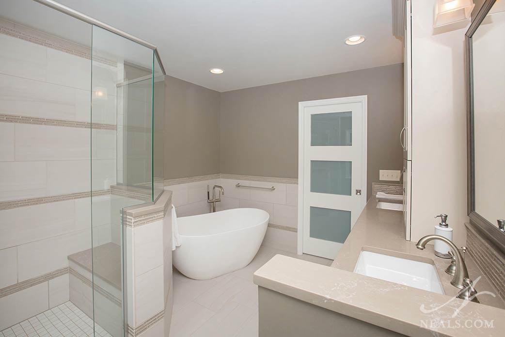 Bathroom remodel in Loveland