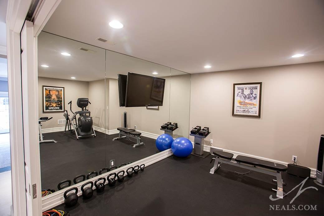 Photo 2 home gym