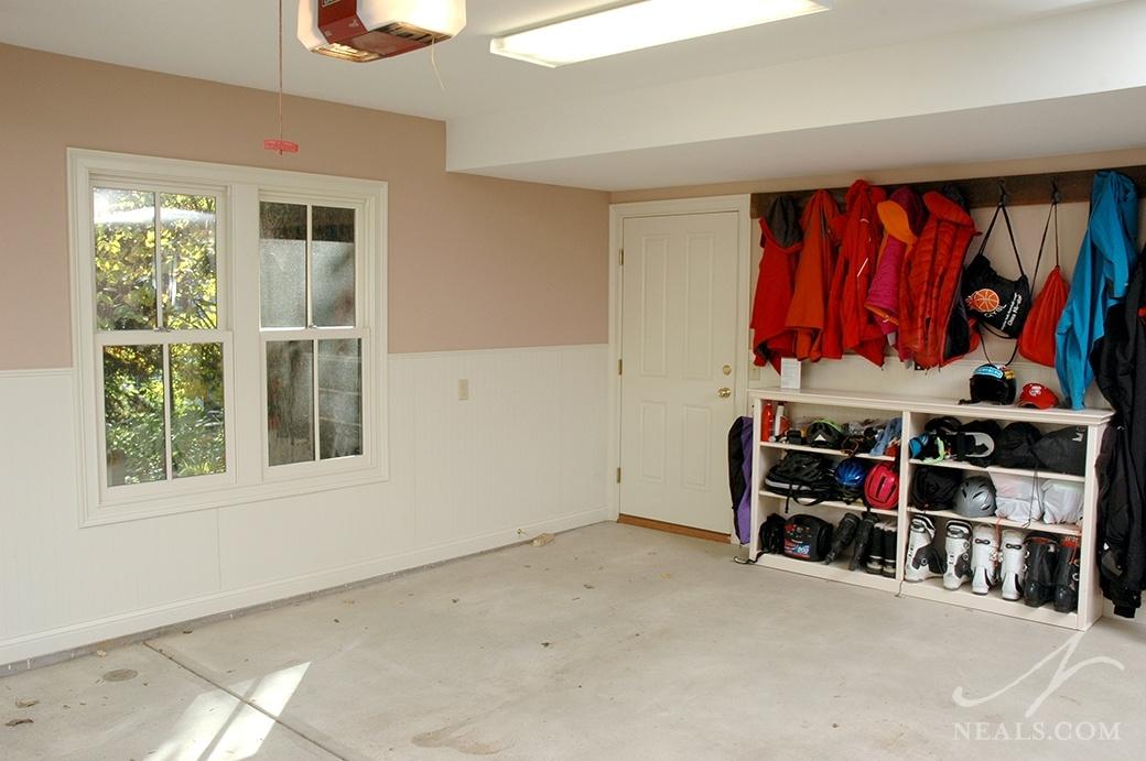 garage off-season storage