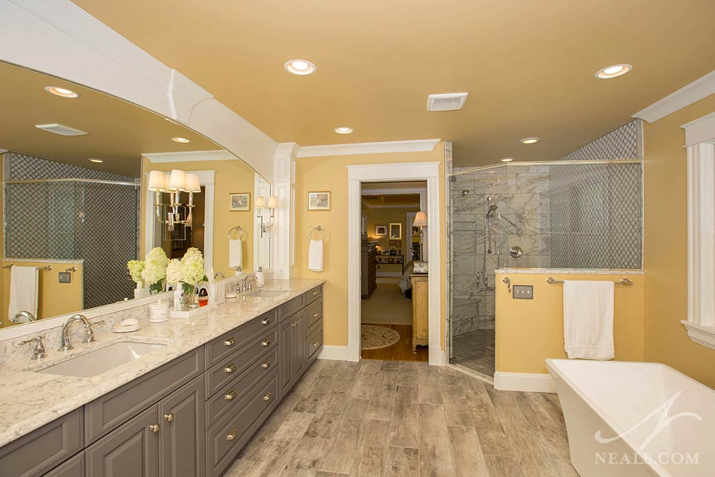 Master Bathroom remodel in Hyde Park