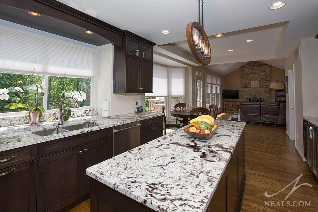 kitchen remodel in Loveland
