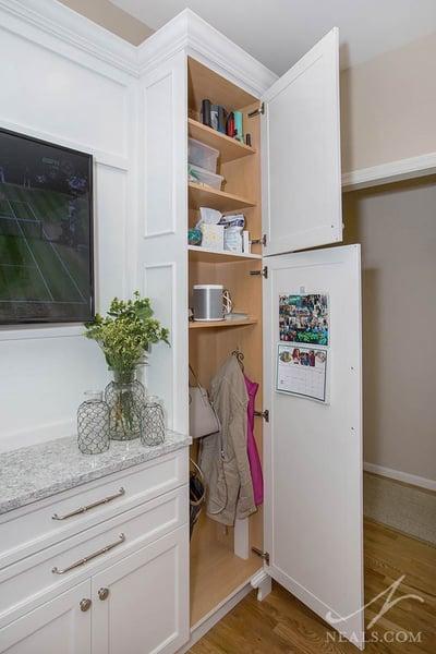 Hidden cabinet 2