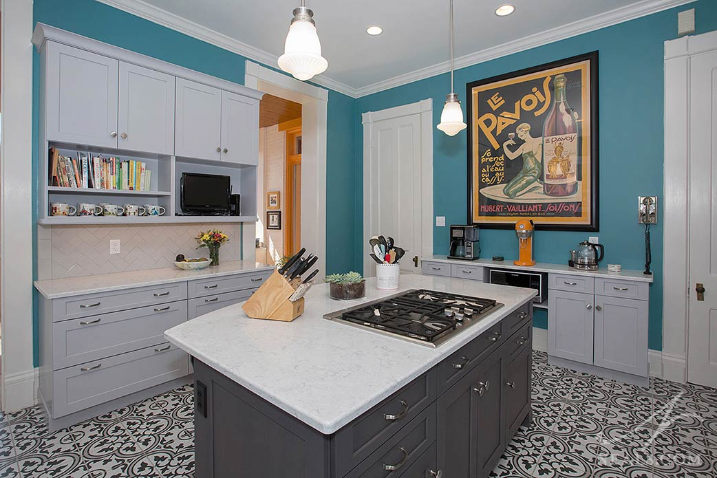 Kitchen remodel in Walnut Hills