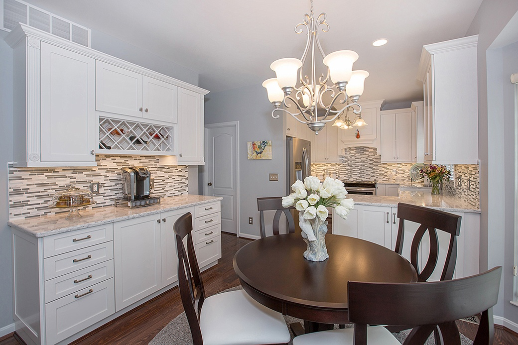 Kitchen remodel in West Chester