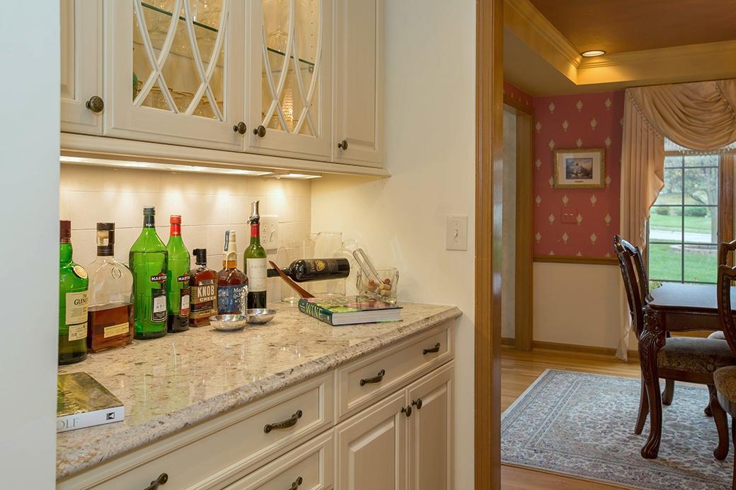Kitchen remodel in Villa Hills, KY