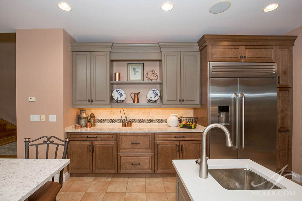 NKBA Local Contractor of the Year 2017 Winning Kitchen in Morrow