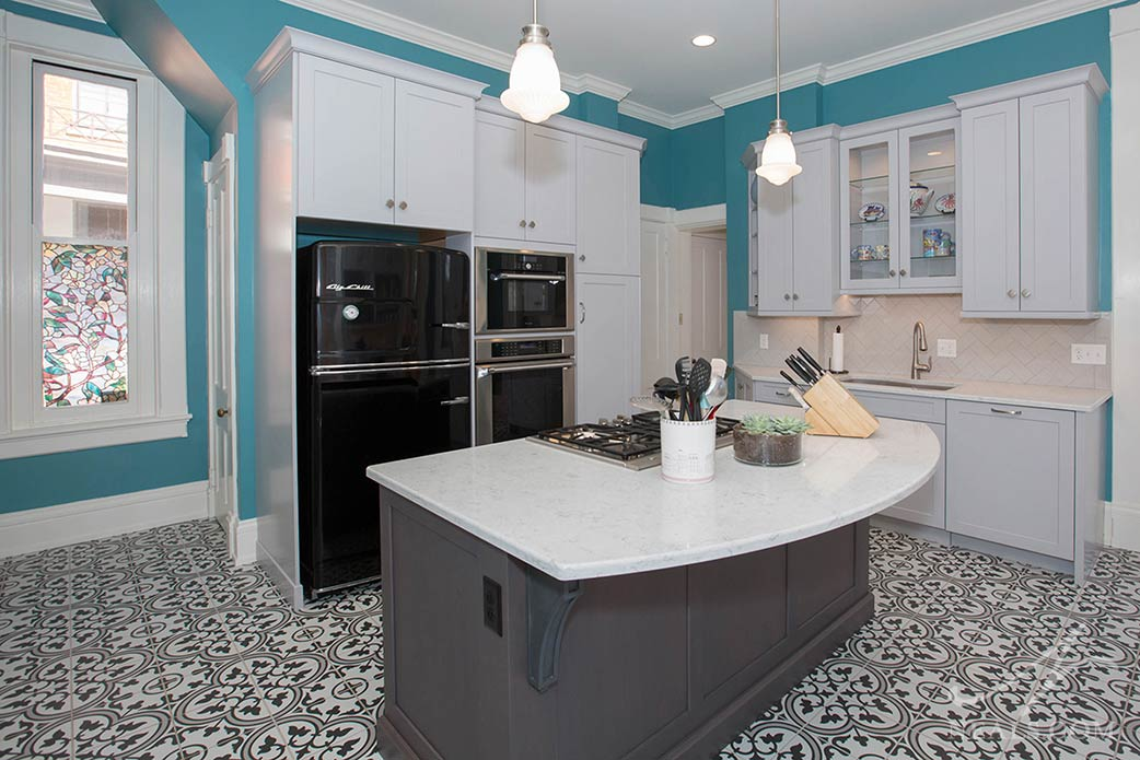 4 Stand Out Kitchen Flooring Ideas